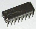 National Semiconductor INS4004J